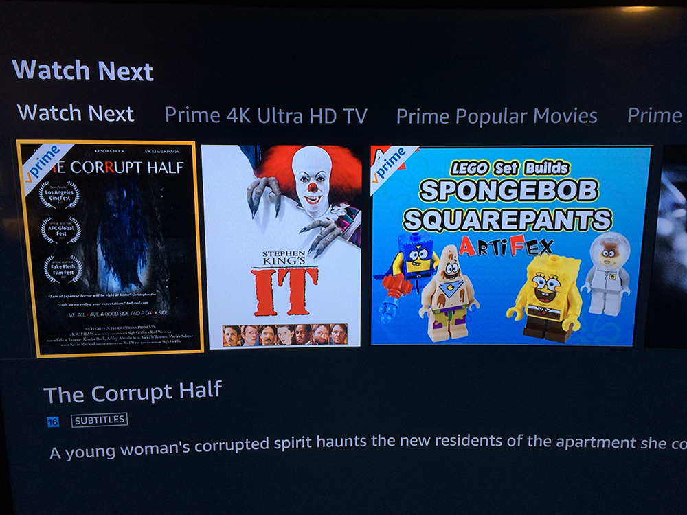 The Corrupt Half On Amazon